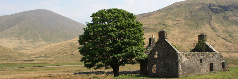 Old House on Mull