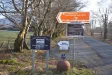 Maquarrie Signpost