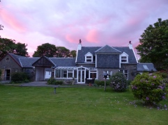 GHF Red sky at night